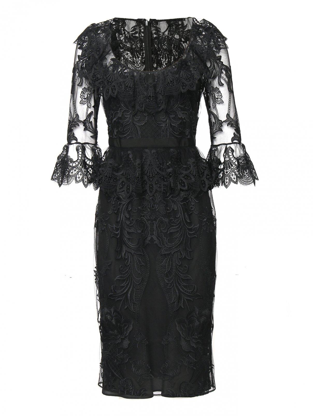 Платье с вышивкой Zuhair Murad  –  Общий вид