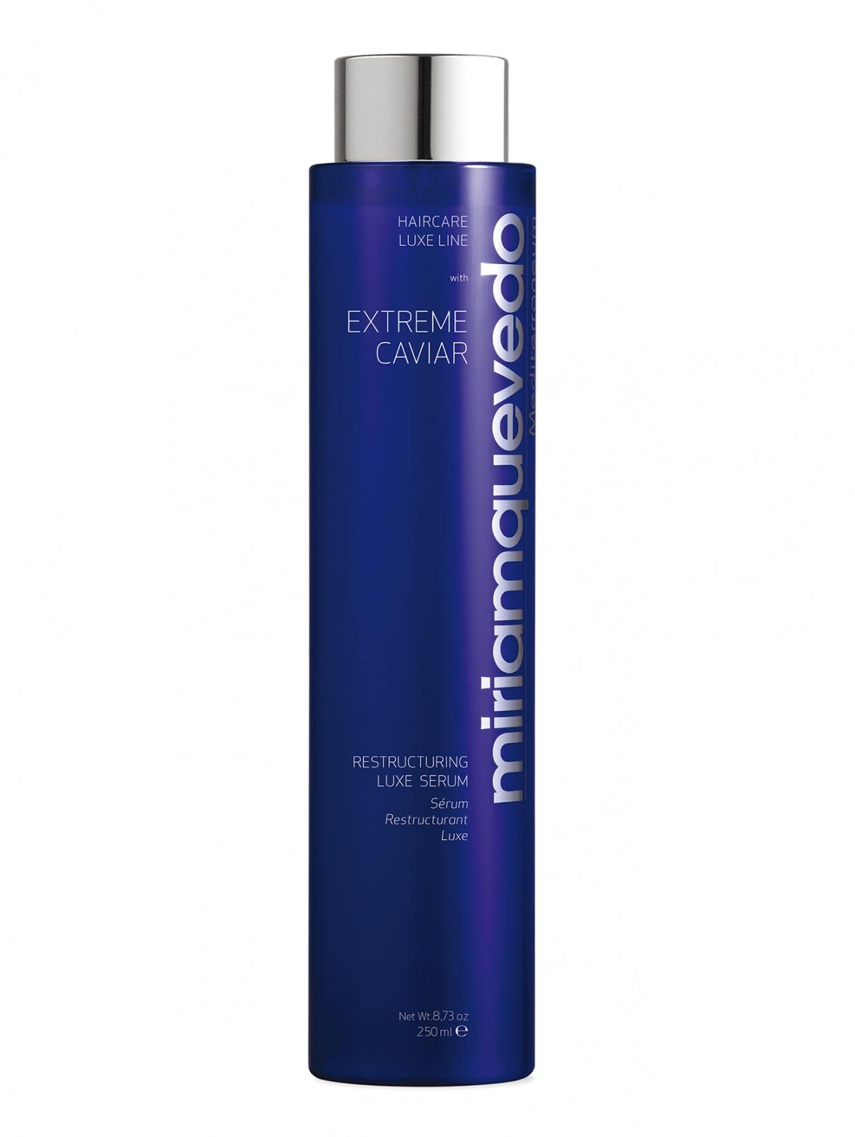 Восстанавливающая сыворотка для волос - Extreme Caviar, 250ml Miriamquevedo  –  Общий вид