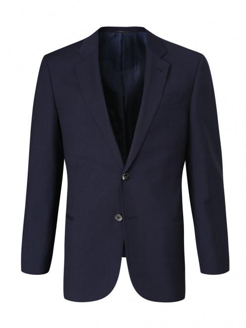 Пиджак из шерсти - Общий вид