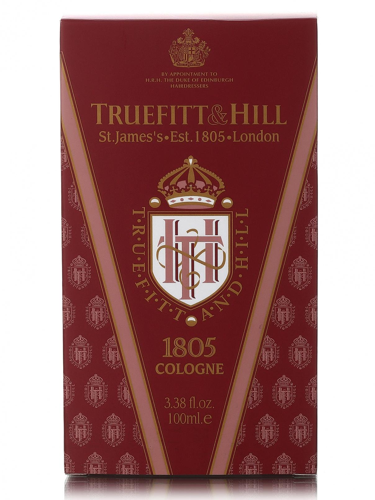 Одеколон - 1805, 100ml Truefitt & Hill  –  Модель Общий вид