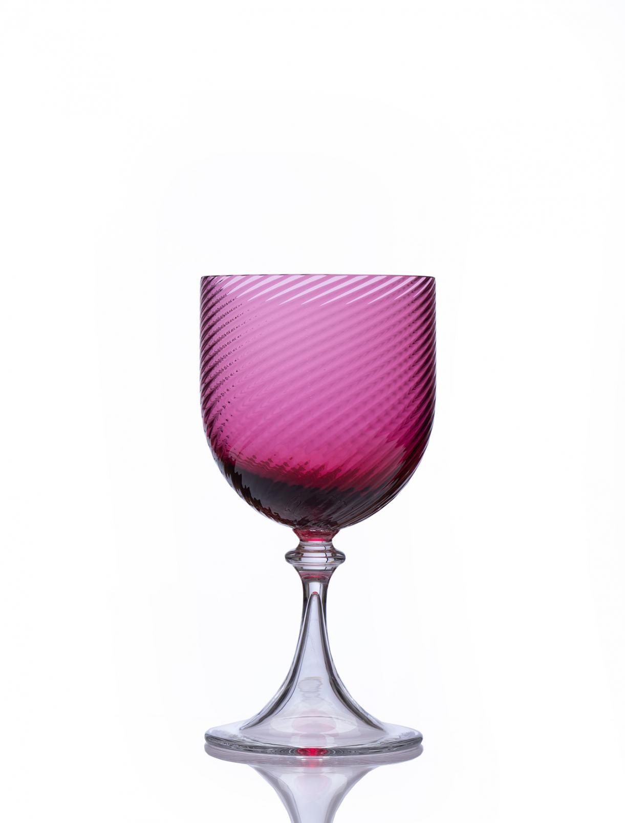 Бокал для белого вина, высота - 14 см, диаметр - 7 см NasonMoretti  –  Общий вид