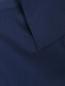 Платье из хлопка с боковыми карманами Etro  –  Деталь