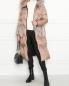 Пуховик на молнии с меховой отделкой Blanchett Goos  –  МодельОбщийВид