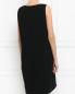Платье свободного кроя с декоративным бантом Moschino Boutique  –  Модель Верх-Низ1