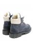 Ботинки кожаные с мехом на шнуровке Il Gufo  –  Обтравка2