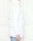 Куртка на молнии с карманами Moschino  –  МодельВерхНиз2