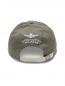 Бейсболка из хлопка с вышивкой Aeronautica Militare  –  Обтравка2