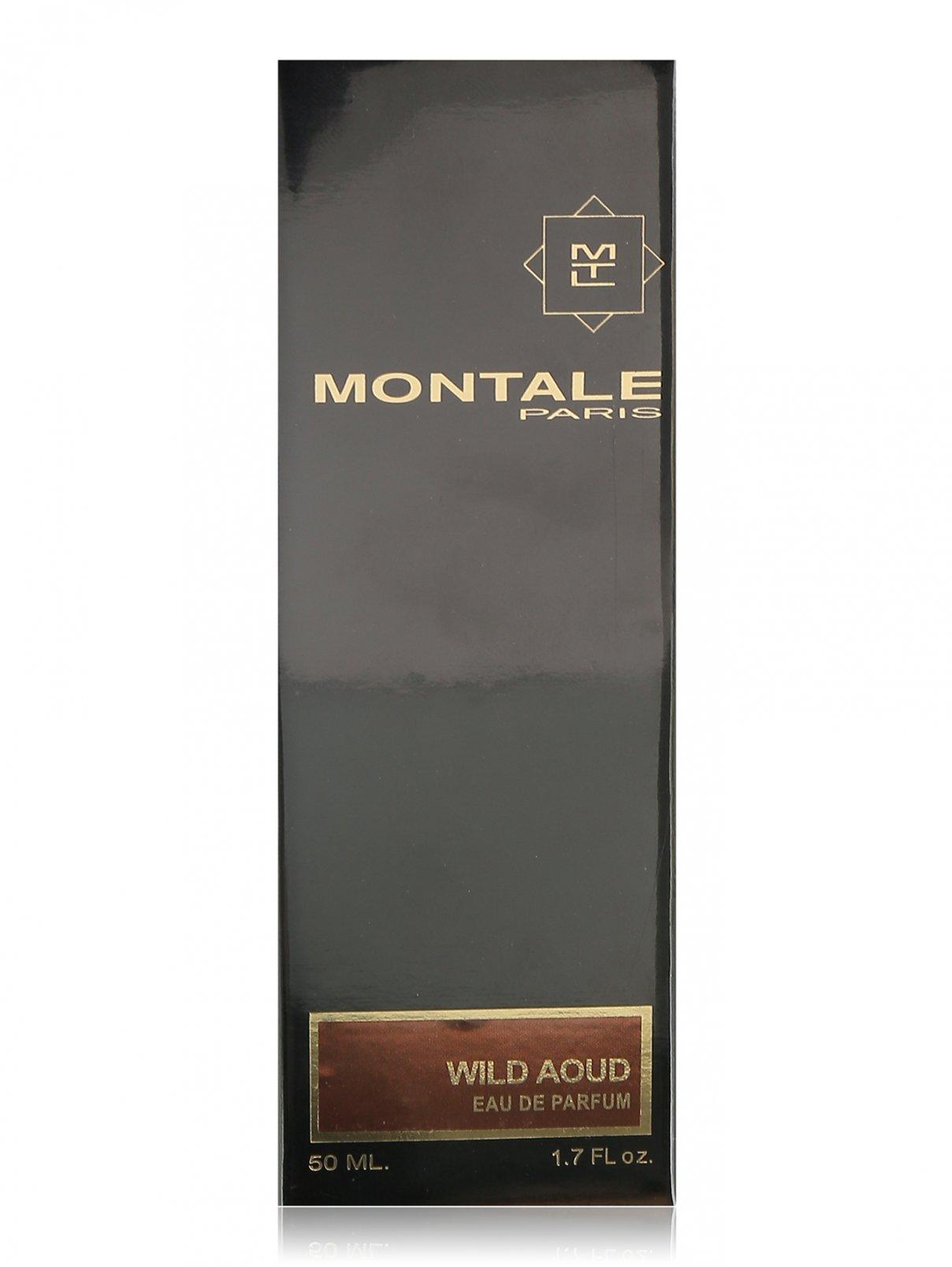 Парфюмерная вода 50 мл Wild Aoud Montale  –  Общий вид