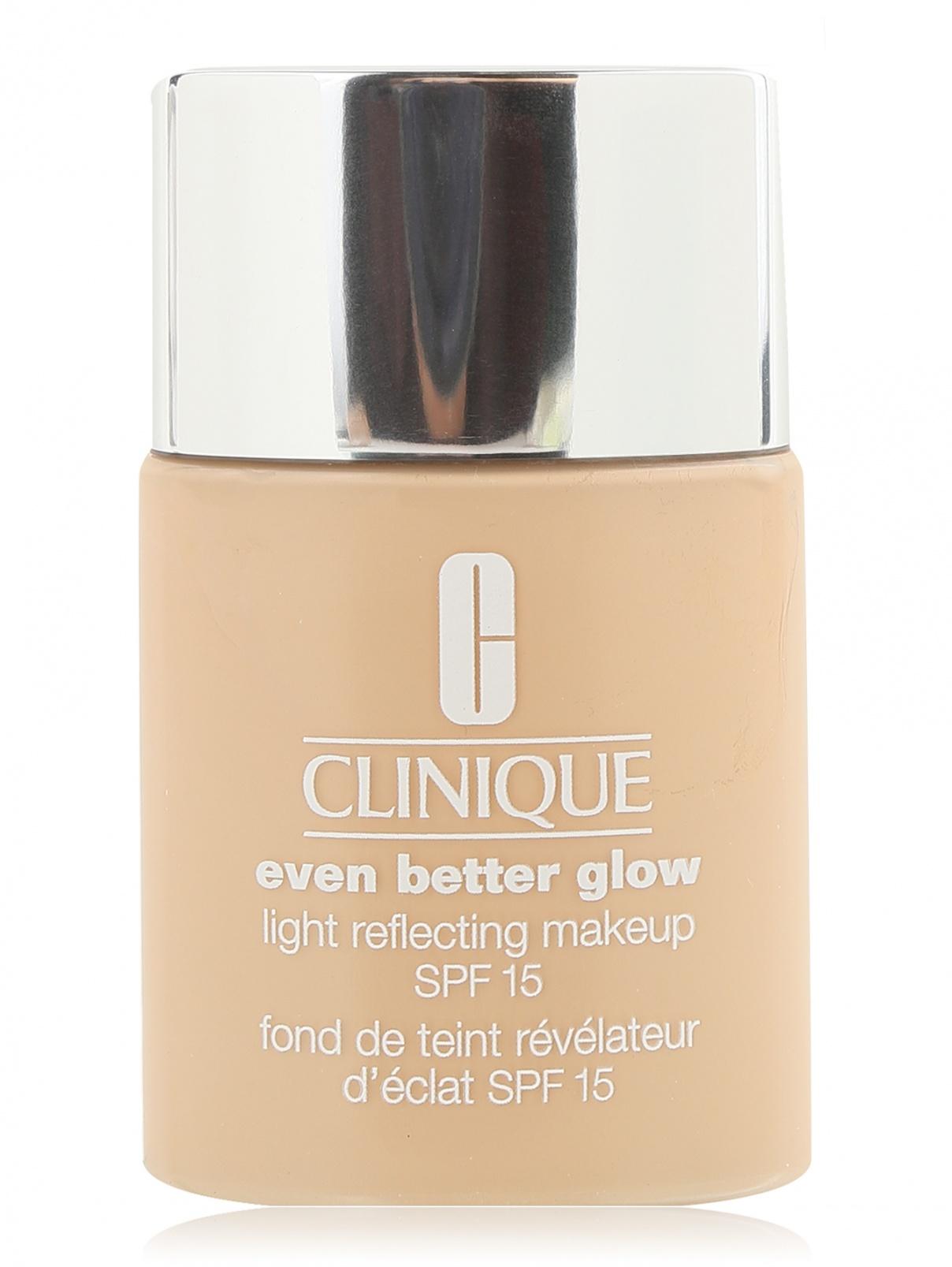 Тональный крем Even Better Glow SPF15 Alabaster 10 Makeup Clinique  –  Общий вид