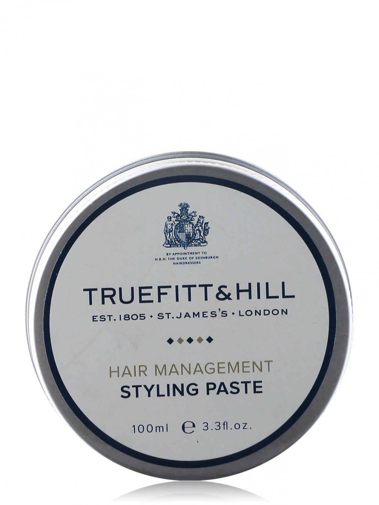 Паста для укладки волос  - Styling paste, 100ml Truefitt & Hill  –  Общий вид
