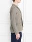 Пиджак трикотажный из хлопка LARDINI  –  МодельВерхНиз2