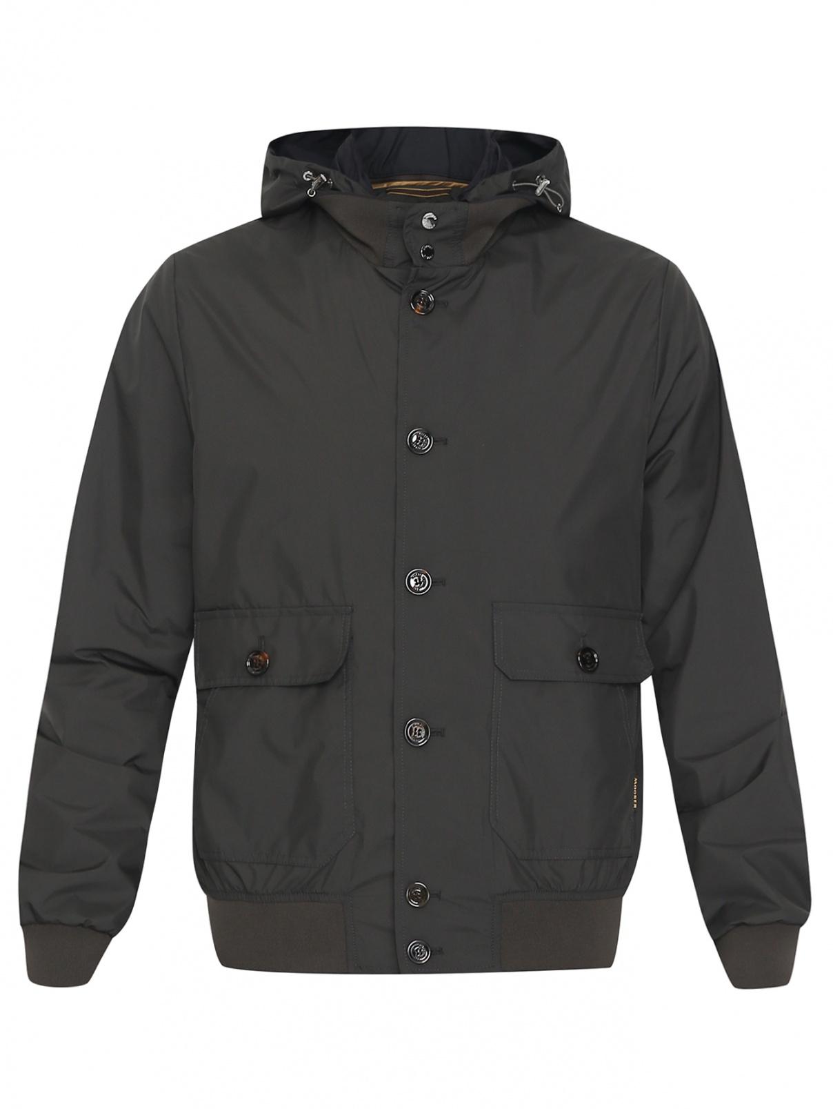 Куртка с капюшоном Moorer  –  Общий вид