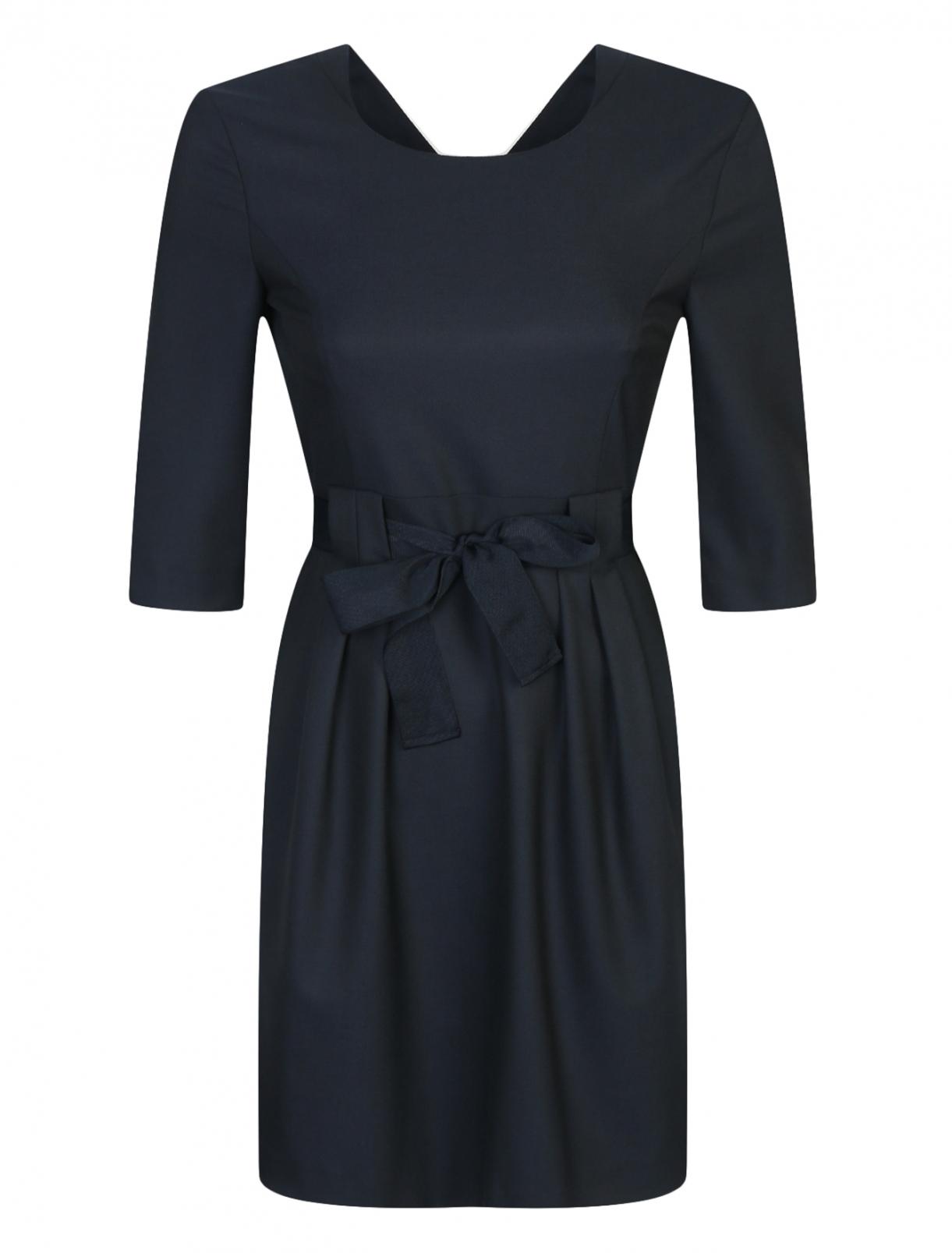 Платье-мини под под пояс Max&Co  –  Общий вид