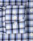 "Рубашка из хлопка с узором ""клетка"" Eton  –  Деталь1"