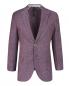 Пиджак из хлопка и льна Tombolini  –  Общий вид