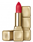 Матовая помада KissKiss, M332 Огненный красный, 3,5 г Guerlain  –  Общий вид