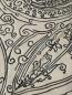 Блуза из хлопка и шелка с цветочным узором Max Mara  –  Деталь1