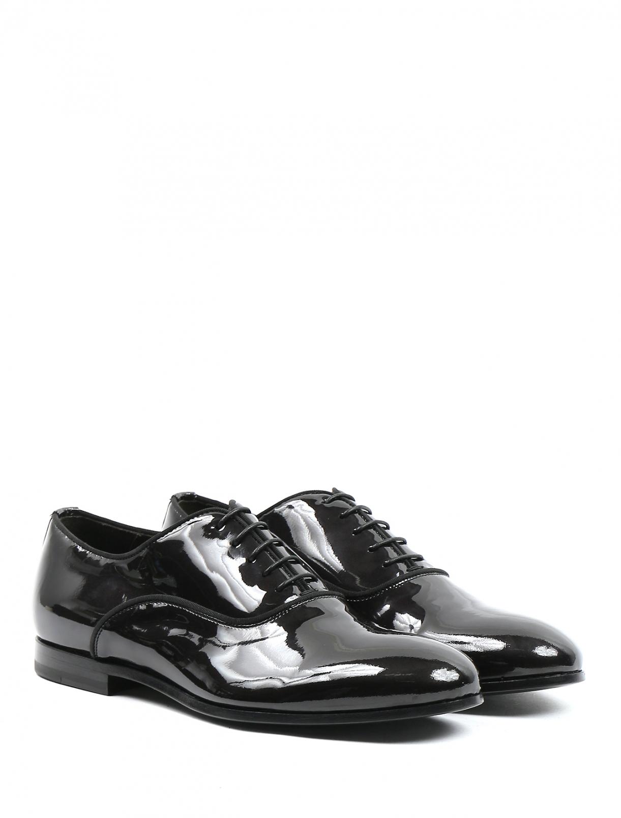 Туфли из кожи Raparo  –  Общий вид
