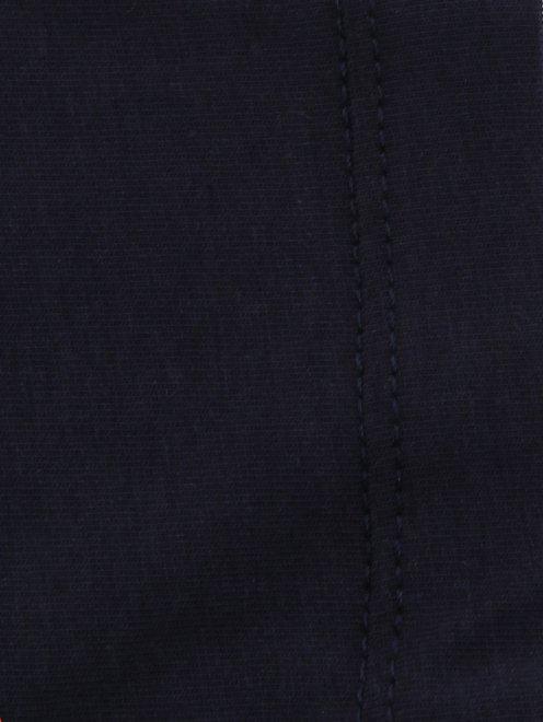 Пижама хлопковая с принтом La Perla - Деталь1