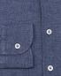 Рубашка из смесового хлопка однотонная LARDINI  –  Деталь1