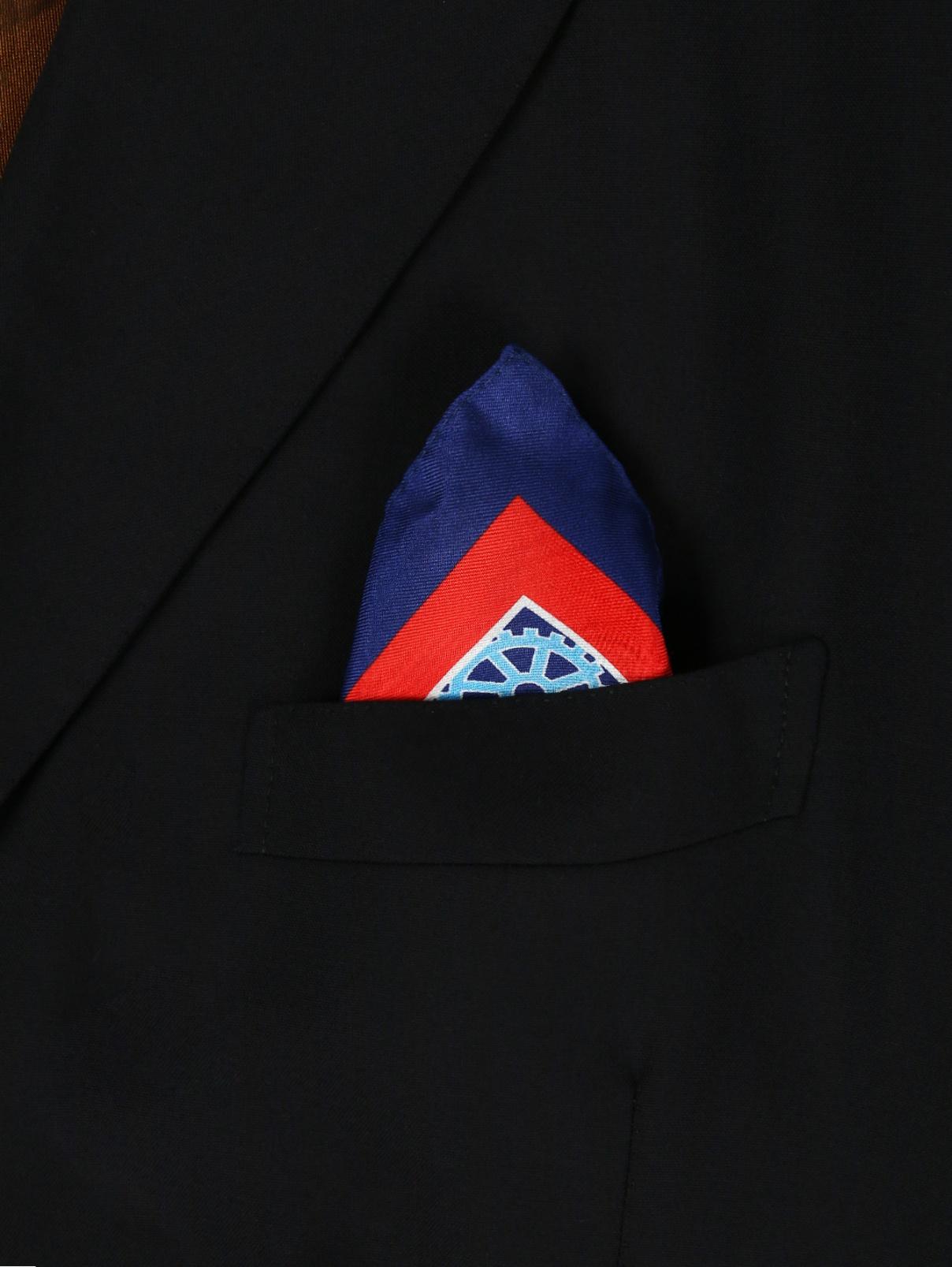 Платок из шелка с узором Tateossian  –  Модель Общий вид