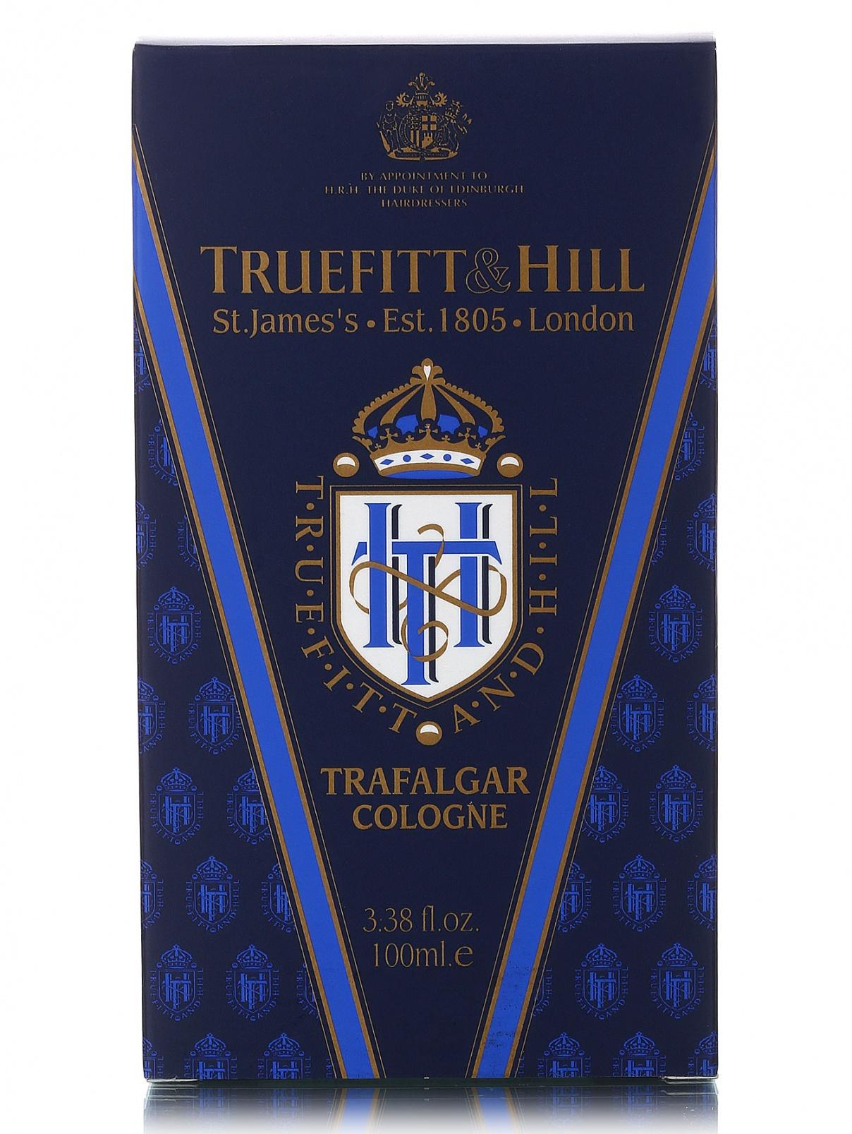 Одеколон - Trafalgar, 100ml Truefitt & Hill  –  Модель Общий вид