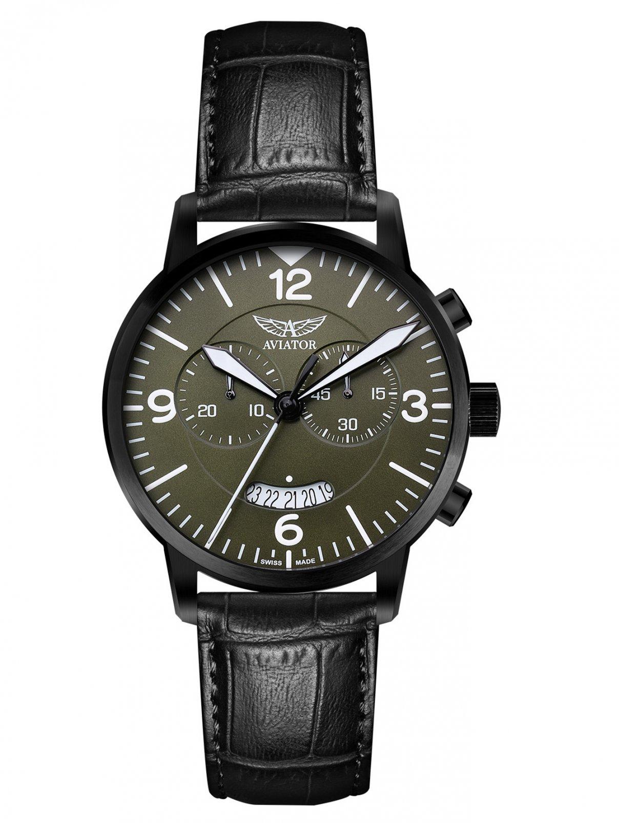 Часы V.2.13.5.076.4 Aviator  –  Общий вид