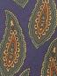 Галстук из шелка с узором Eton  –  Деталь