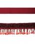 Пояс репсовый с вышивкой бисером и стеклярусом Max&Co  –  Деталь1