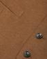 Жилет из шерсти и льна на пуговицах LARDINI  –  Деталь1
