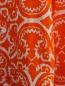 Платье-рубашка с узором Jil Sander  –  Деталь