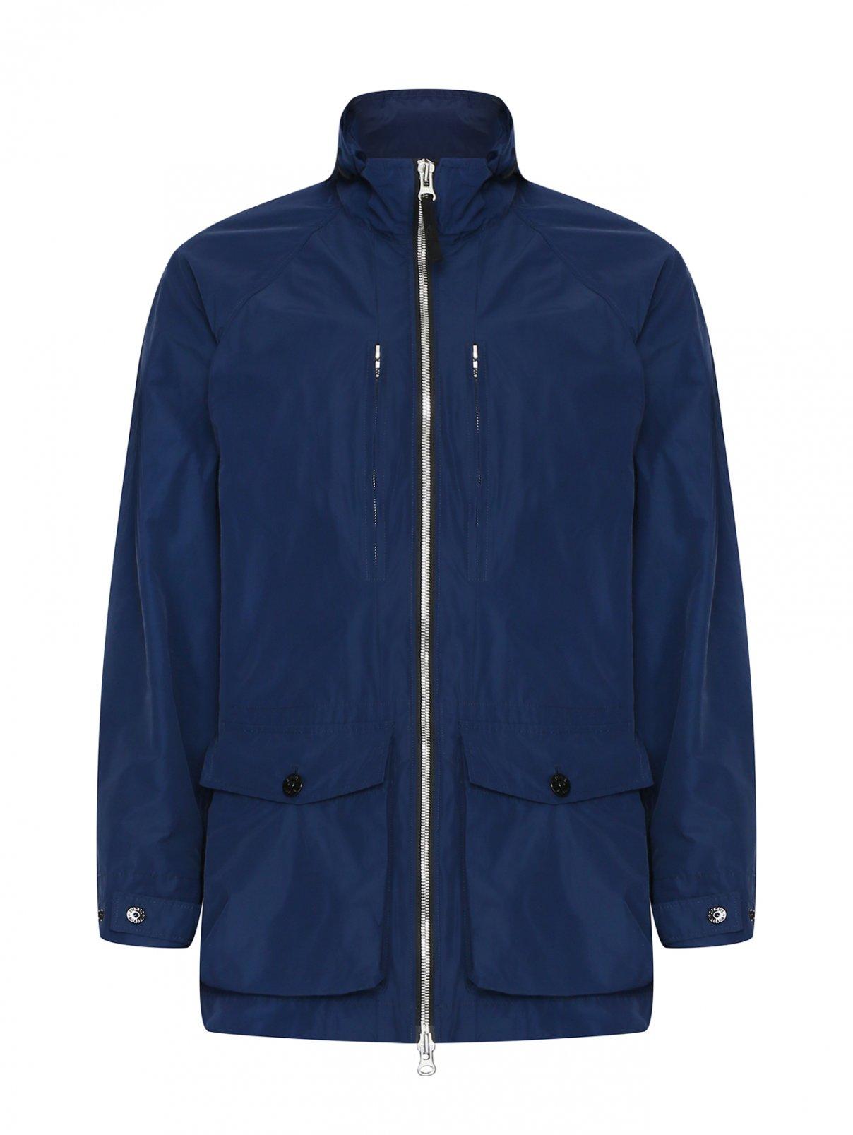 Куртка  с капюшоном Stone Island  –  Общий вид
