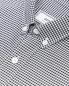 Рубашка из хлопка с узором Ami  –  Деталь
