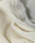 Плед из фактурной кашемировой ткани с бахромой 140 x 200 Agnona  –  Обтравка1