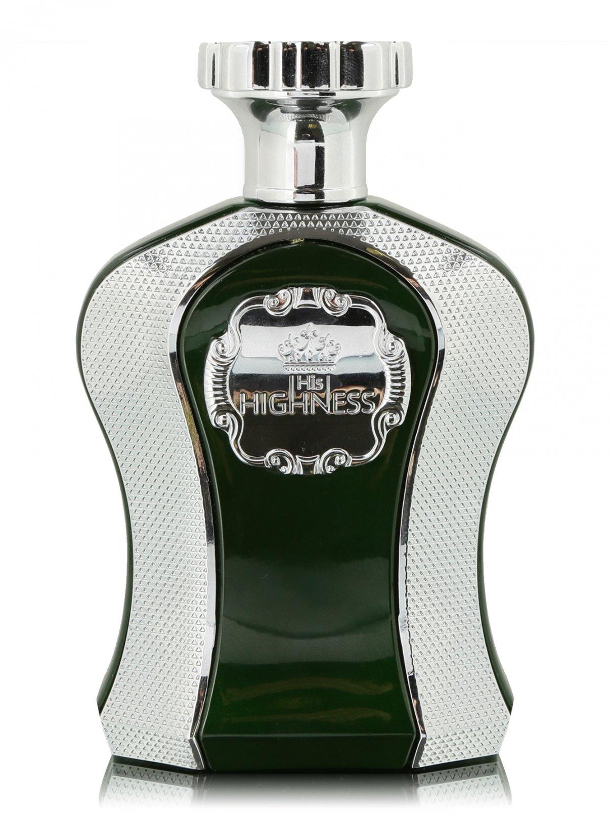 Парфюмерная вода 100 мл HIS HIGHNESS GREEN Afnan Afnan Perfumes  –  Общий вид