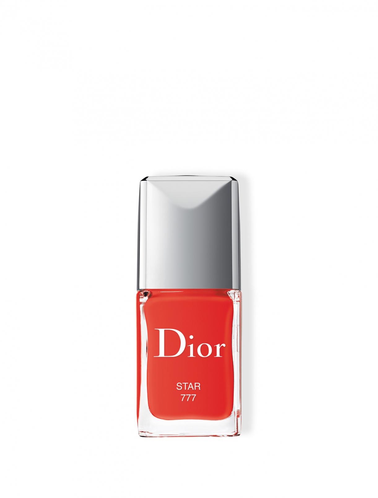 Лак для ногтей 777 Star Ultra Rouge Dior  –  Общий вид