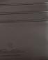 Кошелек из кожи с узором Brooks Brothers  –  Деталь1