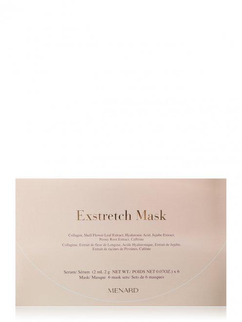 Омолаживающая маска 6 уп Exstretch Menard - Общий вид
