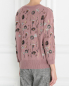 Джемпер из шерсти декорированный вышивкой и пайетками Essentiel Antwerp  –  Модель Верх-Низ1