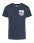 Трикотажная футболка с накладным карманом и логотипом Bosco Fresh  –  Общий вид