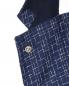 Пиджак с узором из шерсти и шелка Andrea Neri  –  Деталь