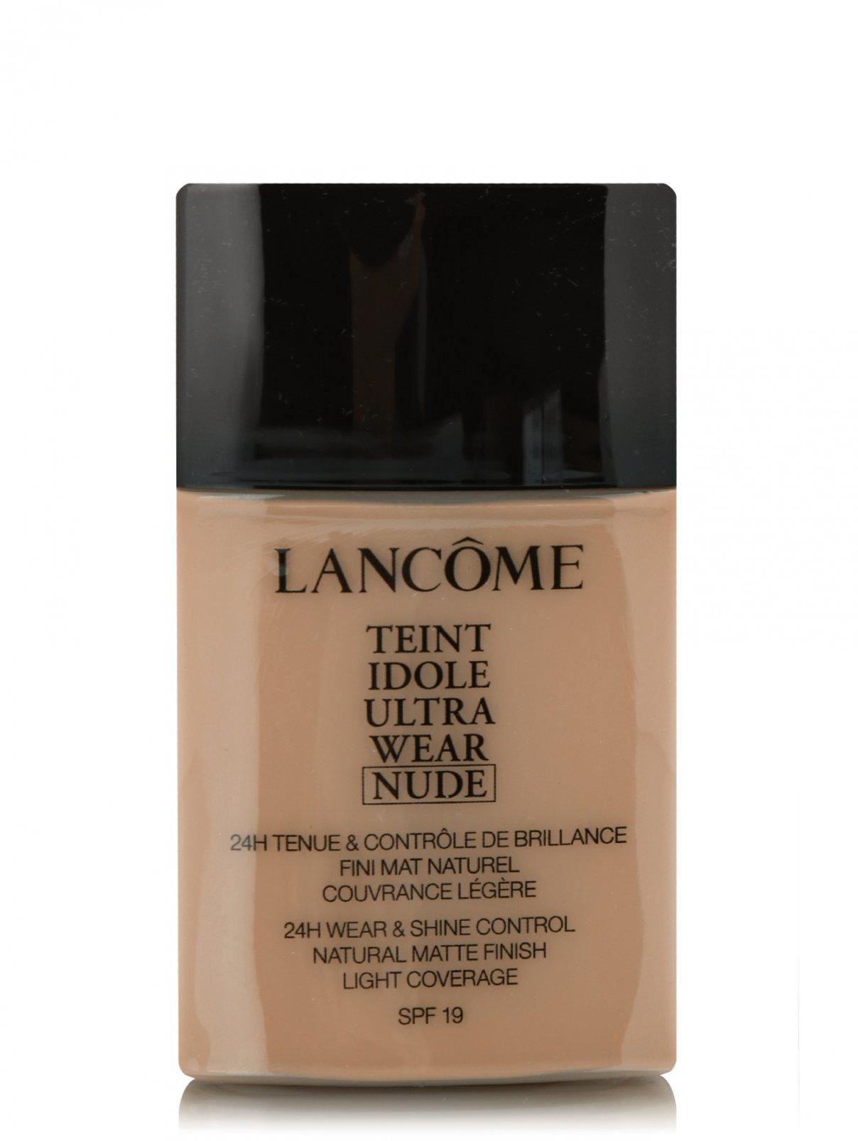 Тональный флюид 06 Teint Idole Ultra Wear Nude Lancome  –  Общий вид
