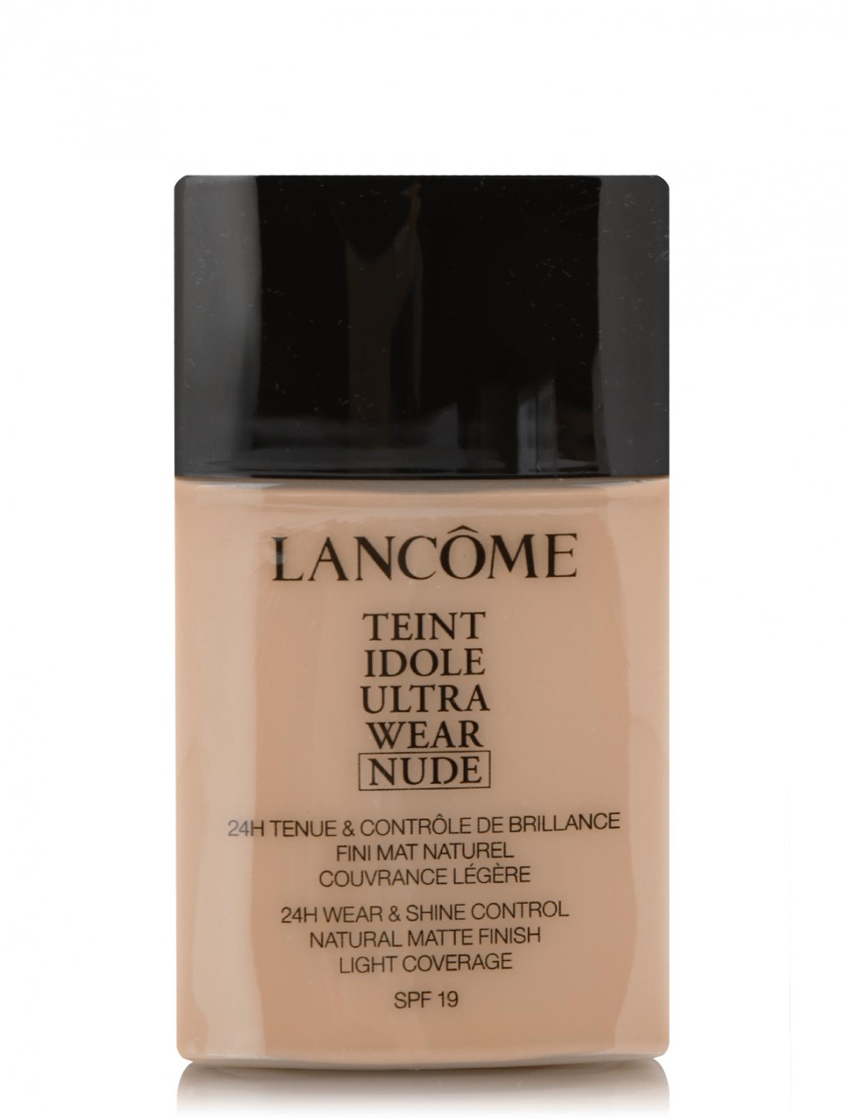 Тональный флюид 05 Teint Idole Ultra Wear Nude Lancome  –  Общий вид