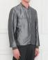 Куртка-бомбер на молнии с боковыми карманами Costume National  –  Модель Верх-Низ