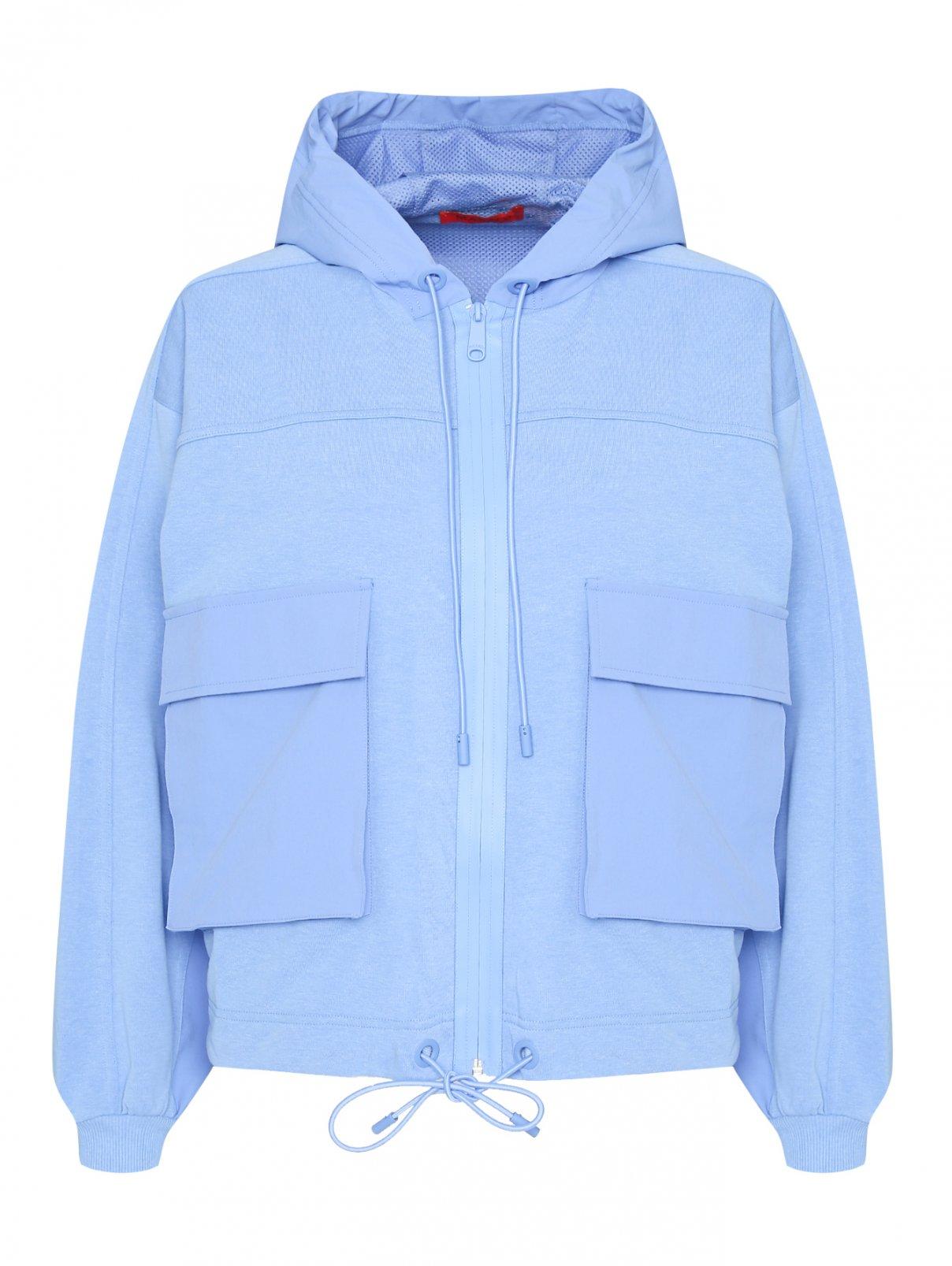 Куртка на молнии с карманами Max&Co  –  Общий вид