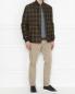 Куртка из шерсти с узором Barena  –  МодельОбщийВид