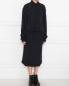 Платье-рубашка с длинным рукавом Maison Martin Margiela  –  МодельВерхНиз
