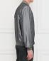 Куртка-бомбер на молнии с боковыми карманами Costume National  –  Модель Верх-Низ2