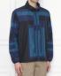 Куртка на молнии  в стиле пэчворк Etro  –  МодельВерхНиз