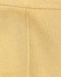 Брюки узкого кроя с добавлением люрекса Moschino Couture  –  Деталь